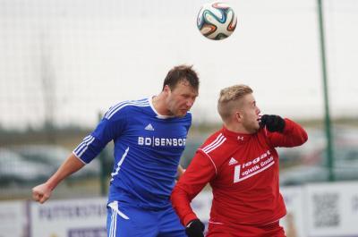Foto zu Meldung: Landesliga: FC Vorwärts - ASV Vach 1:2 (1:2)