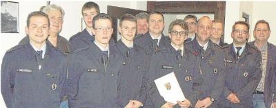 Foto zur Meldung: Freiwillige Feuerwehr: Feuerwehr ist wichtig für Palmbachgemeinde