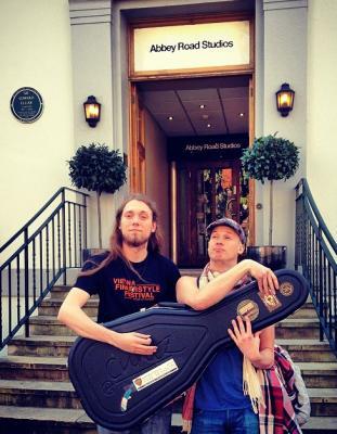 Petteri & Mike