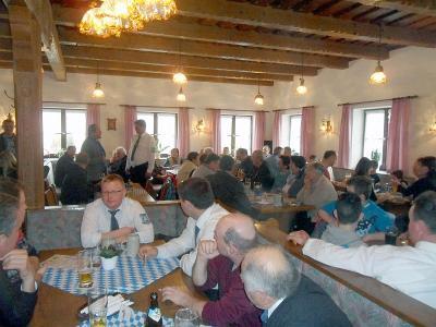 Foto zu Meldung: Gut besuchtes Handwerkerstarkbierfest