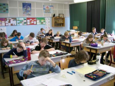 Foto zur Meldung: Känguru -  Mathematikwettbewerb der Humboldt-Uni Berlin