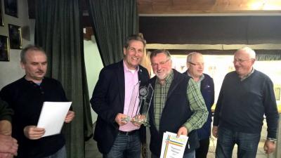 Foto zur Meldung: Der Sieger des Bürgermeisterpokales …