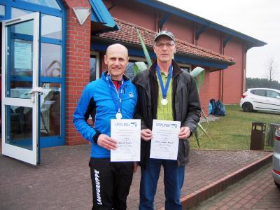 Foto zu Meldung: Laager Clubläufer auch 2015 Landesmeister im Marathonlauf