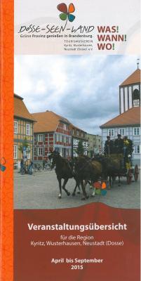 Foto zu Meldung: 48-Stunden-Programm und neuen Veranstaltungskalender mit Erfolg auf dem Brandenburgischen Reisemarkt im Berliner Ostbahnhof präsentiert