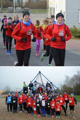 Foto zu Meldung: Sieger im Laufabzeichen Wettbewerb des LVMV- Sportclub Laage