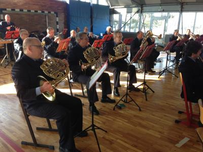 Foto zur Meldung: Musikstunde einmal ganz  anders