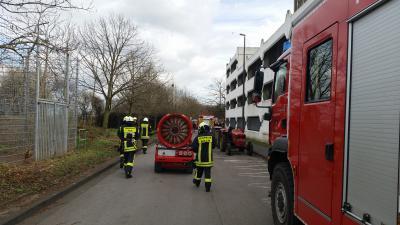 Vorschaubild zur Meldung: Tiefgaragenbrand in Meschenich