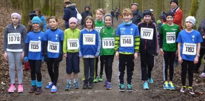 Foto zur Meldung: Cross- und Waldlaufmeisterschaften