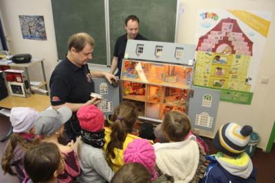 Foto zur Meldung: Präventionstag in der Grundschule