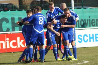 Foto zu Meldung: Landesliga: FC Vorwärts - SC Feucht 2:1 (0:0)