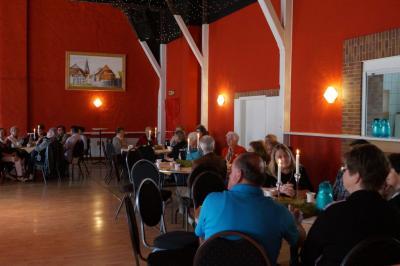 Foto zur Meldung: Vereinsfest vom Heimatverein