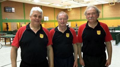 von links: Volker Hartmann, Walter Brons und Werner Hagemann