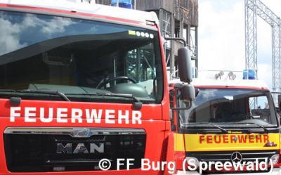 Einsatz Nr. 54/2015 - Verkehrsunfall
