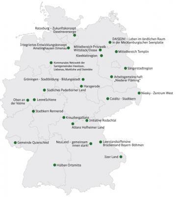 Foto zur Meldung: Die Sängerstadtregion in der Praxisdatenbank