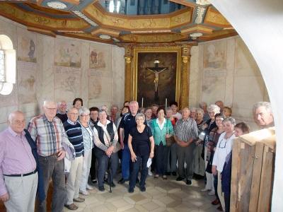 Foto zur Meldung: Senioren im Straubinger Land