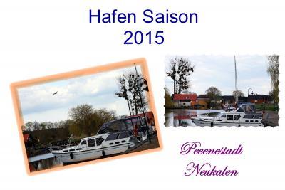 Foto zur Meldung: Hafen Saison 2015
