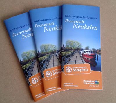 Foto zu Meldung: Neu!   Tourismusbroschüre   Neu!