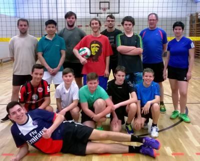 Foto zur Meldung: Der Nazzaer Volleyball lebt. Und wie!