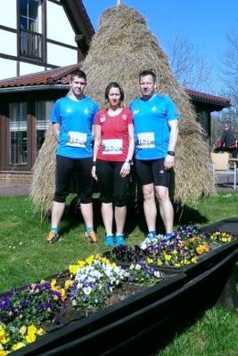 Foto zu Meldung: 13. Spreewaldmarathon