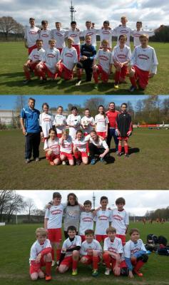 Vorschaubild zur Meldung: Fußball-Erfolge bei Jugend trainiert für Olympia