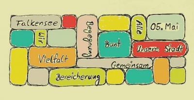"""Foto zur Meldung: """"Falkensee. Eine Stadt für uns alle!"""" – Heute ab 14 Uhr Veranstaltung zum Protesttag der Menschen mit Behinderung"""