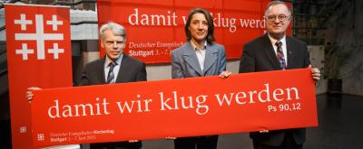 Foto zur Meldung: Kirchentag in Stuttgart