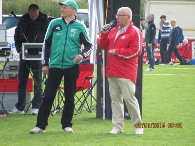 Foto zur Meldung: Sport- und Volksfest Rehfelde 2015