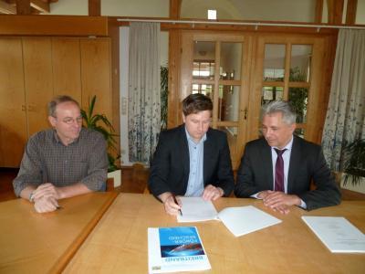 Foto zu Meldung: Schnelles Internet für Prackenbach