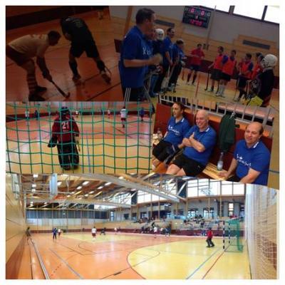 Foto zur Meldung: Hallenturnier der HCKWer Elternmannschaft 2014