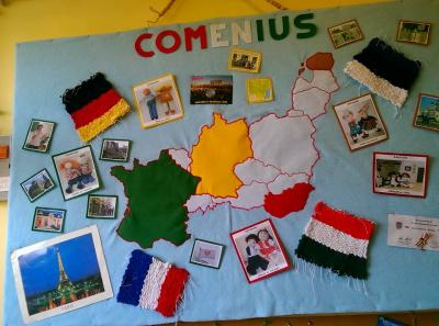 Foto zur Meldung: Interkulturelle Grüße aus Ungarn