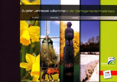 Foto zu Meldung: Neue Broschüre der Samtgemeinde Fredenbeck