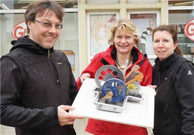 """Foto zur Meldung: Sächsische Zeitung: """"So wird Heidenaus Zentrum attraktiver"""""""