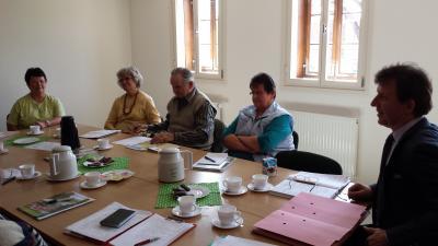 Foto zu Meldung: Neuer Seniorenbeirat in Uebigau-Wahrenbrück