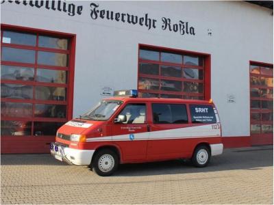 Foto zur Meldung: Technische Hilfeleistung - Personenrettung nach Absturz