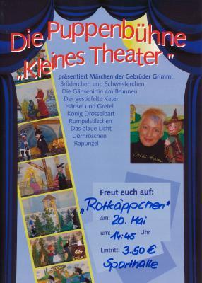 """Foto zur Meldung: """"Kleines Theater"""""""