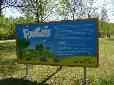 Foto zu Meldung: Neue Familiy-Fun-Golf-Anlage