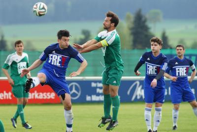Foto zu Meldung: Landesliga: FC Vorwärts - Dergahspor Nürnberg 1:2 (0:0)