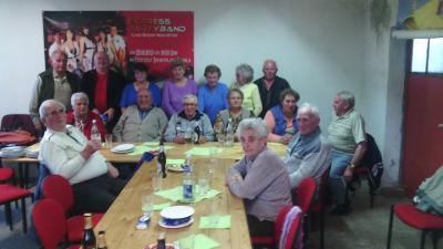 Foto zu Meldung: Grillabend der Alters- und Ehrenabteilung