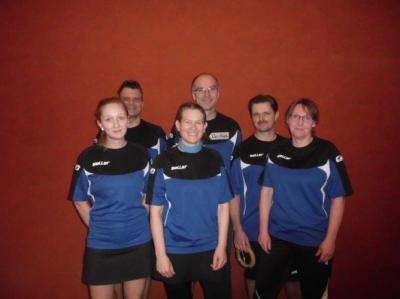 Foto zu Meldung: Ringtennis: Der VFB ist auf den Deutschen Vereinsmeisterschaften vertreten