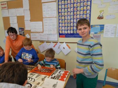 Foto zur Meldung: Gemeinsamer Schultag