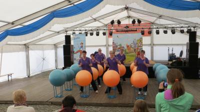 Foto zur Meldung: Frühlingsfest Doberlug-Kirchhain