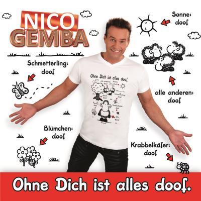 Vorschaubild zur Meldung: Nico Gema - Ohne Dich Ist Alles Doof