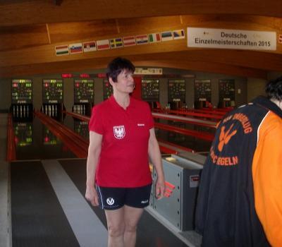 Foto zur Meldung: Erfolgreiche Teilnahme an der Deutschen Meisterschaft der Seniorinnen