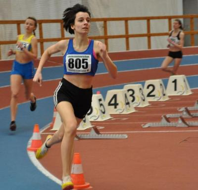Elisa Rehle (805) über 800m