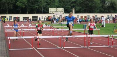 Foto zu Meldung: Erfolgreiche Teilnehmer bei Regional- und Landesmeisterschaften