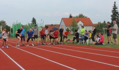 Abschluss mit 3000-m-Lauf