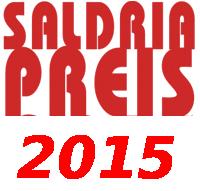 Foto zur Meldung: Saldriapreise 2015 verliehen