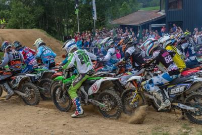 Foto zu Meldung: 7. Motocross-Spektakel mit 195 Starter und 450 zahlende Zuschauer