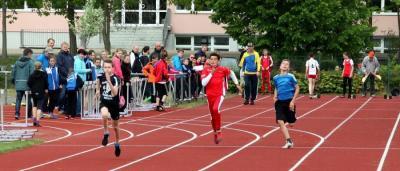 Foto zu Meldung: KM Mehrkampf Kinder - Jugend U20