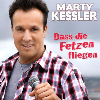 Foto zur Meldung: Marty Kessler - Das die Fetzen fliegen